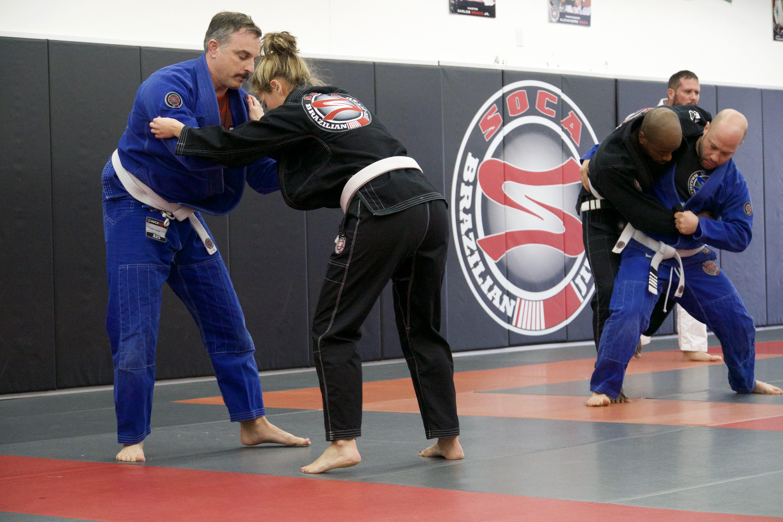 Brazilian Jiu-Jitsu - SocaBJJ