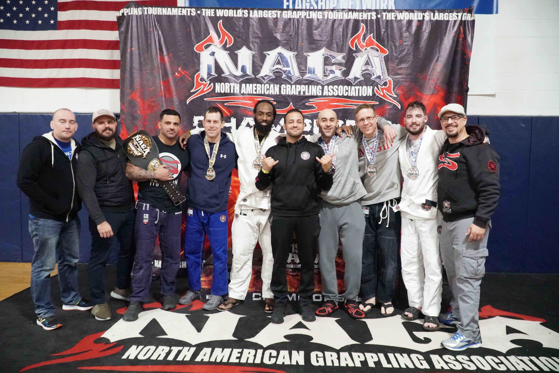 Naga Long Island Grappling Championship Pictures - SocaBJJ