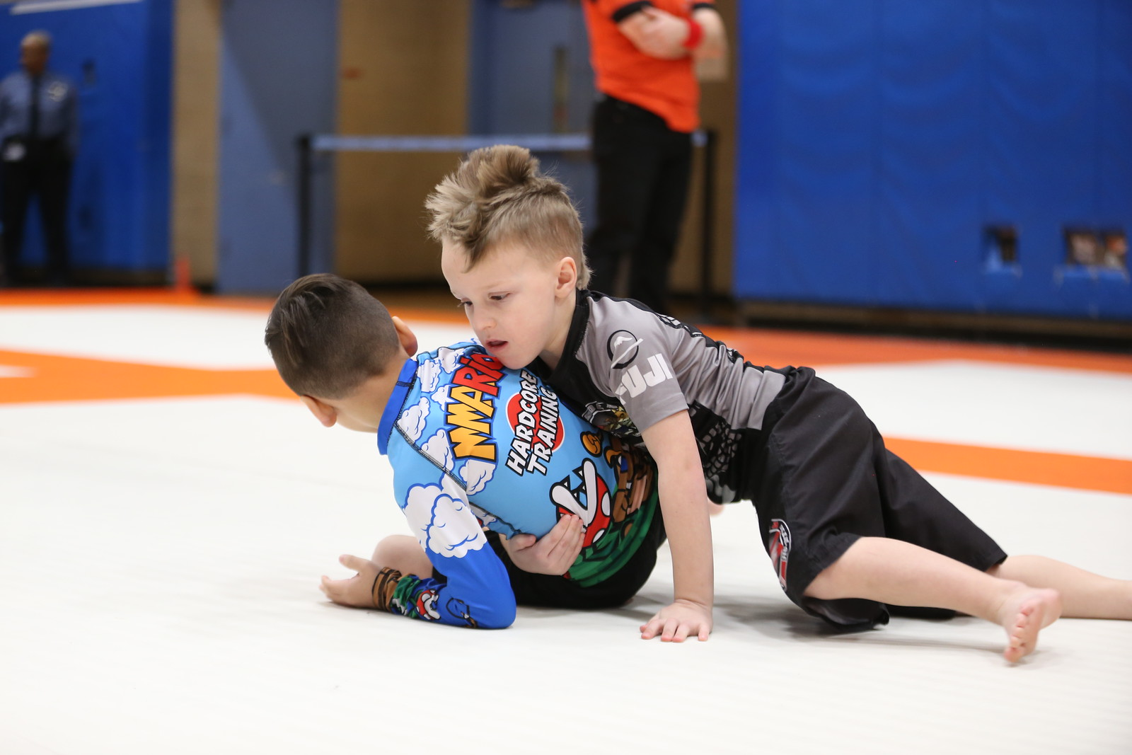 Grappling Industries NYC Tournament Pictures! - SocaBJJ
